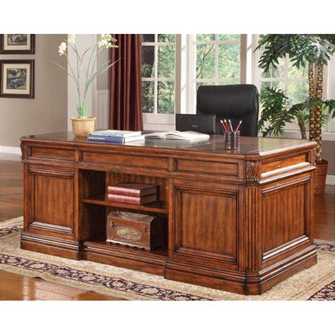 Grand Manor Furniture by Ggra9080 House Furniture Pedestal Executive Desk