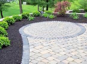 Paver Patio Patterns Paver Patio Pictures And Ideas
