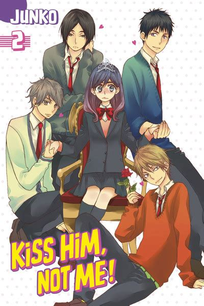 anime me not me him not me volume 2