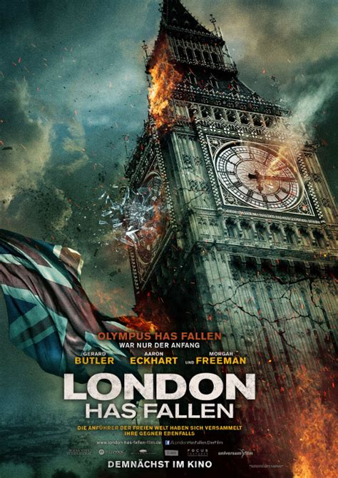 film london has fallen ganool filmplakat london has fallen 2016 plakat 1 von 2