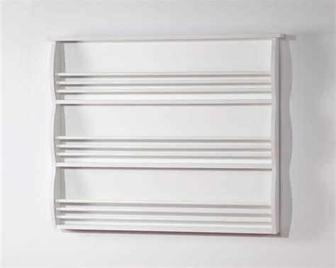 White Wall Magazine Rack by White Magazine Rack Bcep2015 Nl