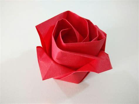 Rosa De Origami - rosa de origami 28 images origami box caja rosa rosas