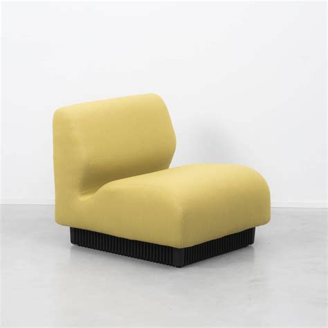 Dons Upholstery by Don Chadwick Yellow Modular Sofa Herman Miller Uk 1970s