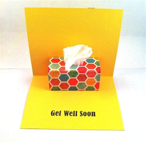 how to make a get well soon card the world s catalog of ideas
