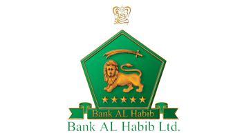 Bank Al Habib Letterhead clients bond advertising