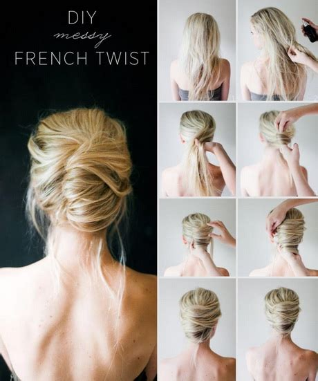 Do It Yourself Hairstyles by Hairstyles You Can Do Yourself