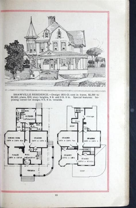 era house plans 2367 best images about 1800 s 1940 s house plans on