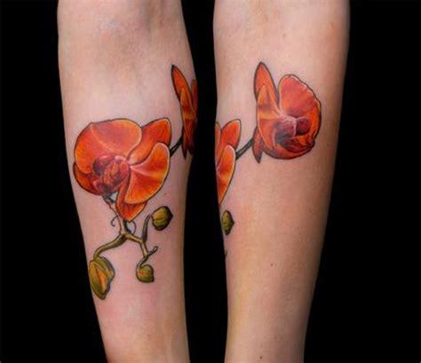 tattoo orchid arm 50 beautiful orchid tattoos