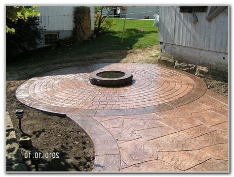 Sted Concrete Patio Designs Pictures Patios Home Concrete Patio Designs With Pit
