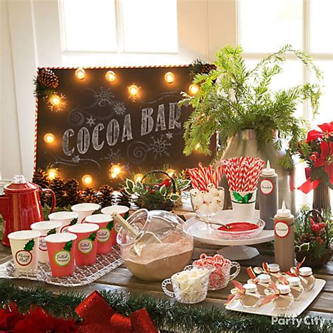 christmas party ideas christmas decoration ideas party