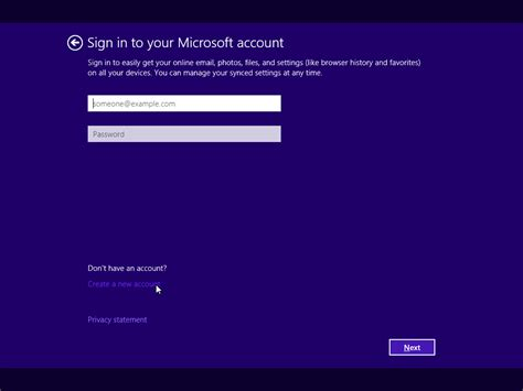 How To Create A New - install windows 10 without a microsoft account bald nerd