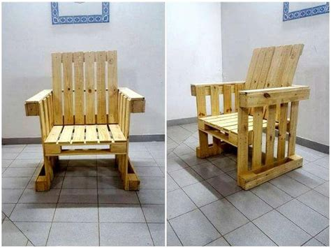 Pallet Armchair by Pallet Furniture Ideas Diy Pallet Projects 99 Pallets