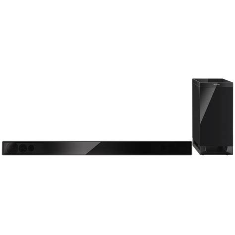 panasonic sc htb520 sound bar home theater system sc
