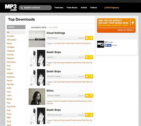 download mp3 you top 40 free music download sites and programs you should