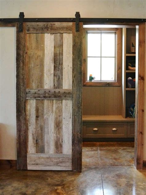 Barn Doors Images Sliding Barn Door By Resort Custom Homes Design Inspiration Pinte