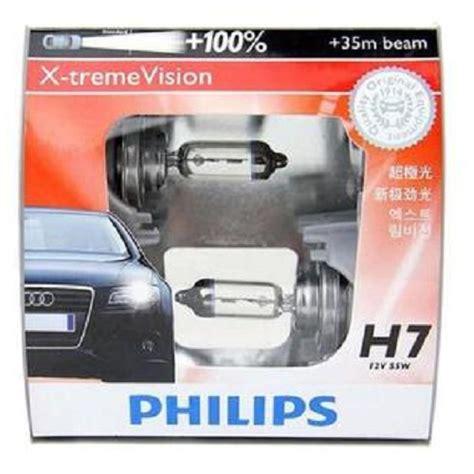 Lu Mobil Philips Vision Jual Philips X Treme Vision H7 12972xv Murah