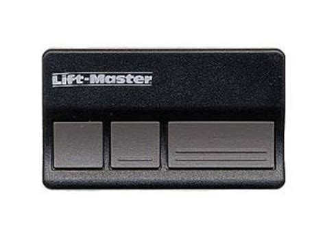 liftmaster 83lmc billion code single button garage door