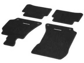 Mercedes Floor Mats Uk Genuine Mercedes Floor Mats E Class 2009 2013 Black