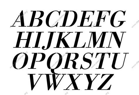 printable italic letters 1700s decorative italic uppercase lowercase letter