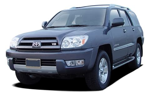 2005 Toyota 4 Runner Reviews by 2005 Toyota 4runner Reviews And Rating Motor Trend