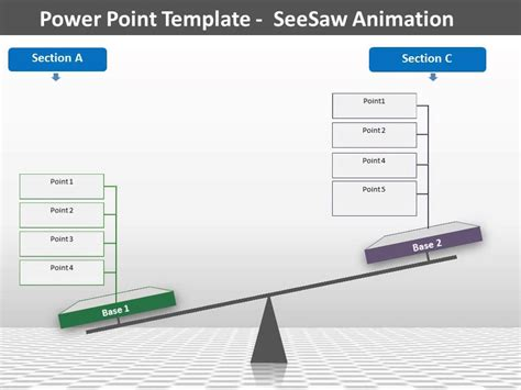 Seesaw Model Ms Powerpoint Template Youtube How To Powerpoint Templates From Microsoft