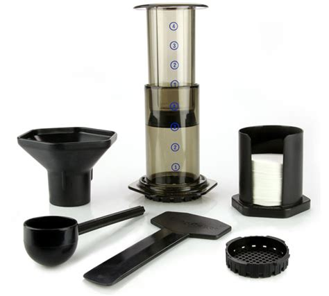 The Aeropress   Probably the best and easiest coffee gadget money can buy   Quantifire