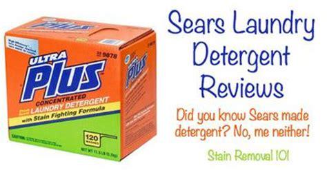 sears laundry detergent sears laundry detergent ultra plus powder reviews
