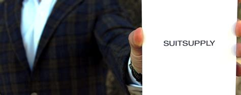 Suit Supply Gift Card - win it a suitsupply 399 gift card