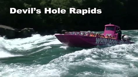 jet boat niagara video whirlpool jet boat ride niagara by sugi youtube