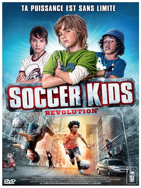 film online youth soccer kids revolution film 2010 allocin 233