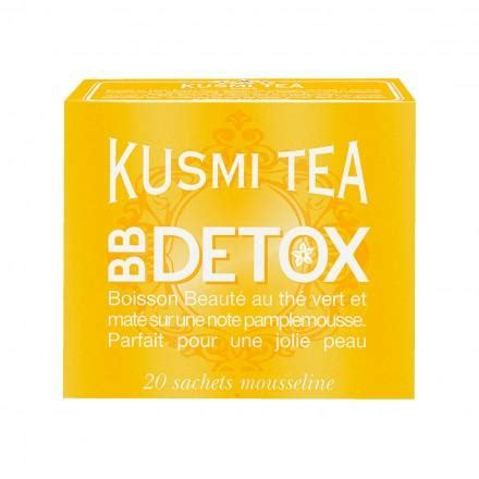 Kusmi Tea Bb Detox by Bb Detox By Kusmi Tea Paperblog