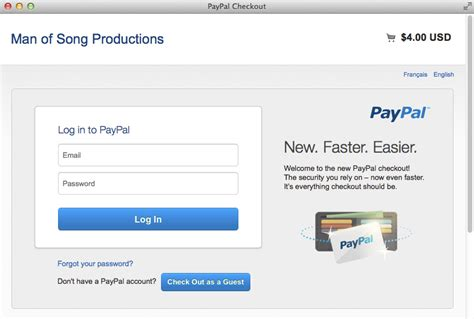 Can I Add A Gift Card To Paypal - inconsistent checkout screens for paypal express checkout stack overflow