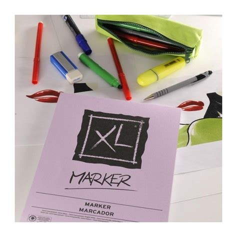 Canson Marker bloc canson xl marker a4 marcador