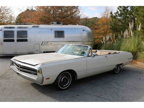 Chrysler 300 For Sale In by 1969 Chrysler 300 For Sale Classiccars Cc 1060001