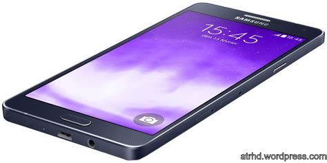 samsung galaxy a7 at