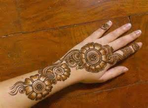 beautiful and easy henna mehndi designs for girls