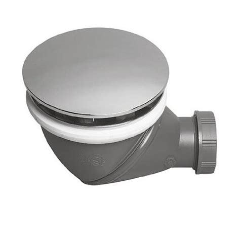 Plumb Call by Plumbcall 90mm Domed Multidirect Shower Trap