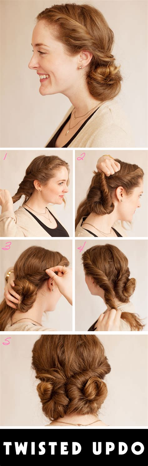 easy and simple prom hairstyles easy prom updos a twisted style that s perfect stylecaster