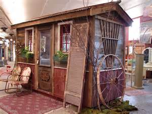 monticello antique marketplace sweet garden shed in the