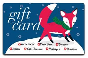 epr retail news bon ton family of department stores hand out free gift cards this - Bon Ton Free Gift Card