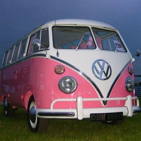 van volkswagen pink pink volkswagen van gling 2 pinterest