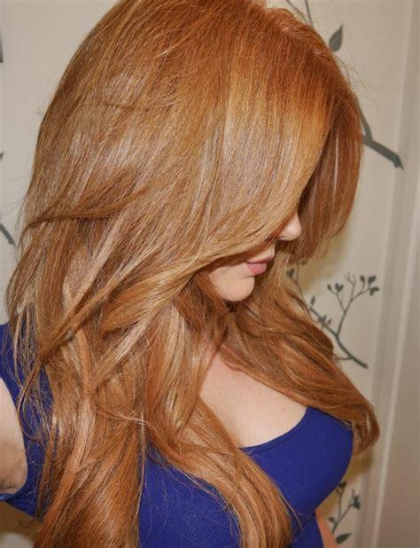 couleur cuivre meche with couleur cuivre meche coloration caramel avec mches couleur de cheveux cuivre avec meches coiffures populaires