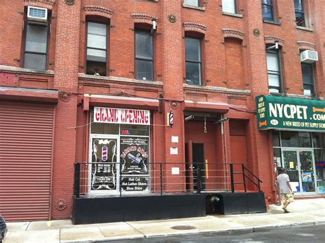 barber downtown brooklyn barber on pearl now open dumbo nyc