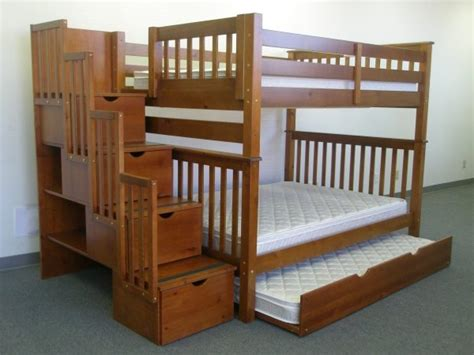 King Size Bunk Bed Bunk Beds With Free Shipping Bunk Bed King Bedroom Furniture Reviews