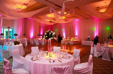 Decorating Ideas For Wedding Hotel Room Wedding Interior Decoration Decoration
