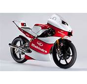 2016 Mahindra Moto3 Race Bike And Genze At Auto Expo