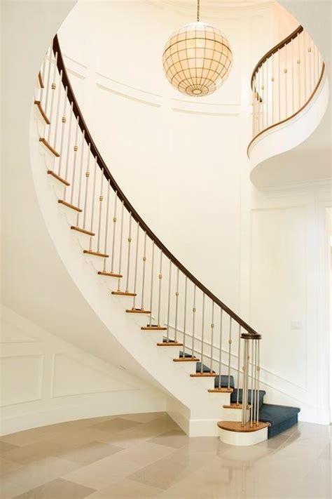 capiz shell globe light winding staircase with capiz shell pendant transitional