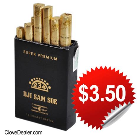 Dji Sam Soe Cigarettes djarum cigarettes djarum clove cigarettes