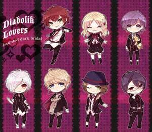 Diabolik lovers images diabolik lovers wallpaper and background photos