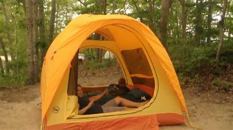 Big Agnes Big House 4 by Sets Up Big Agnes Tent